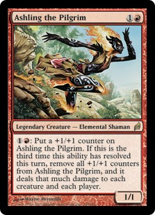 Ashling the Pilgrim (Foil)