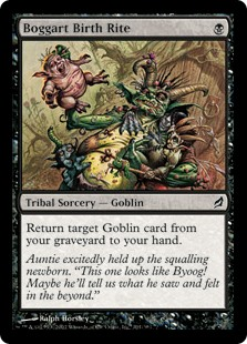 Boggart Birth Rite (Foil)