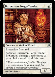 Burrenton Forge-Tender (Foil)