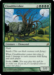 Cloudthresher (Foil)