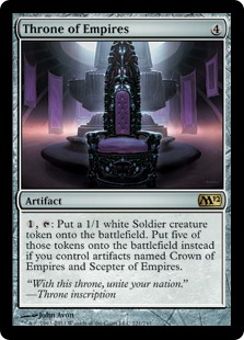 Throne of Empires (Foil)