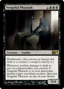 Vengeful Pharaoh (Foil)