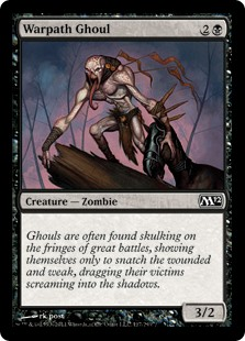 Warpath Ghoul (Foil)