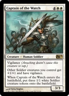 Captain of the Watch (Foil)