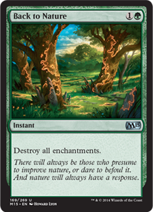 Back to Nature (Foil)