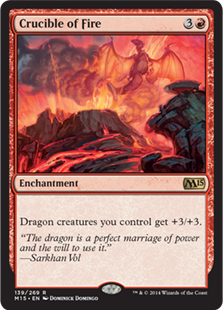 Crucible of Fire (Foil)