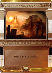 Armageddon - Amonkhet Invocation