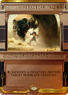 Attrition - Amonkhet Invocation