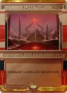 Blood Moon - Amonkhet Invocation