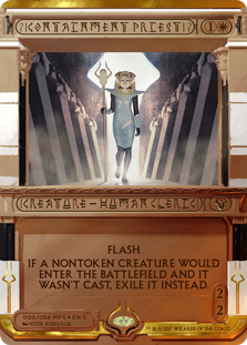 Containment Priest - Amonkhet Invocation