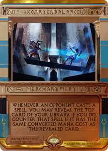 Counterbalance - Amonkhet Invocation