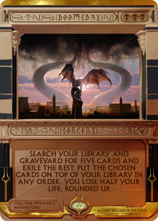Doomsday - Amonkhet Invocation