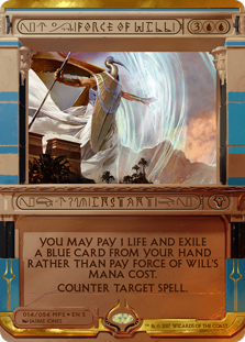 Force of Will - Amonkhet Invocation