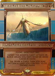 Kefnet the Mindful - Amonkhet Invocation