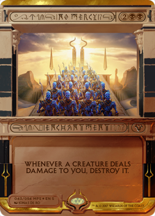No Mercy - Amonkhet Invocation