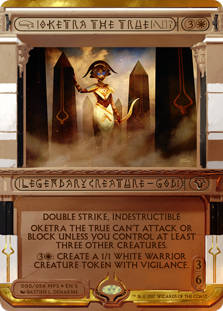 Oketra the True - Amonkhet Invocation