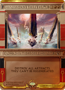 Shatterstorm - Amonkhet Invocation