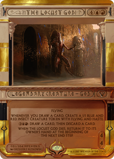 The Locust God - Amonkhet Invocation
