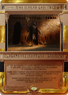 The Scarab God - Amonkhet Invocation