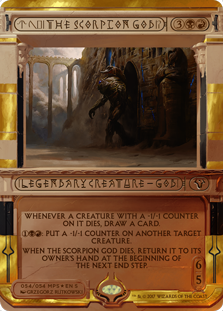 The Scorpion God - Amonkhet Invocation