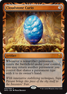 Cloudstone Curio - Kaladesh Invention