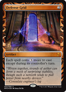 Defense Grid - Kaladesh Invention