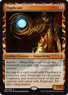 Duplicant - Kaladesh Invention