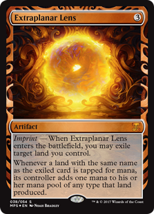 Extraplanar Lens - Kaladesh Invention