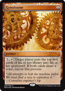 Grindstone - Kaladesh Invention