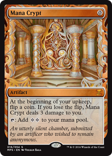 Mana Crypt - Kaladesh Invention