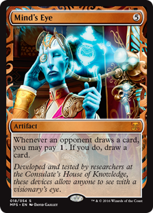 Mind's Eye - Kaladesh Invention