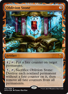 Oblivion Stone - Kaladesh Invention