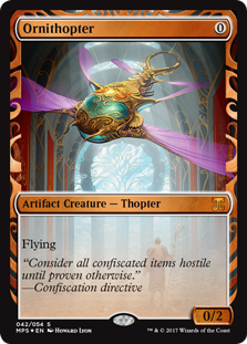 Ornithopter - Kaladesh Invention