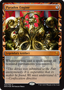 Paradox Engine - Kaladesh Invention