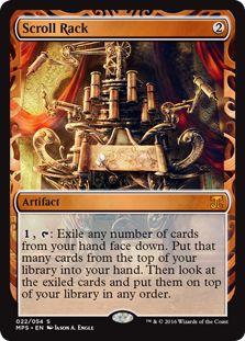 Scroll Rack - Kaladesh Invention