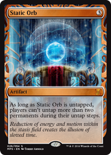 Static Orb - Kaladesh Invention