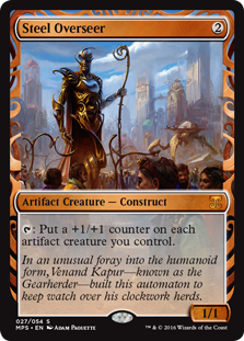 Steel Overseer - Kaladesh Invention