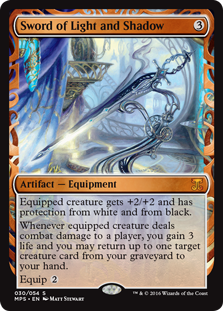 Sword of Light and Shadow - Kaladesh Invention