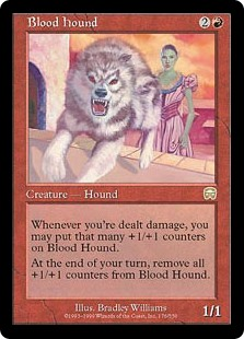 Blood Hound (Foil)