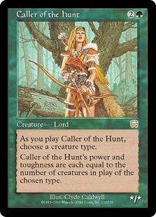 Caller of the Hunt (Foil)