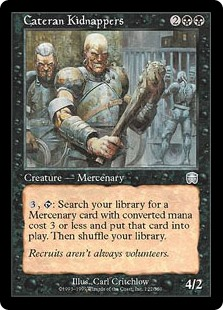 Cateran Kidnappers (Foil)