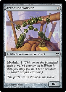 Arcbound Worker (Foil)
