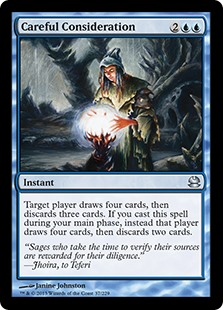Careful Consideration (Foil)