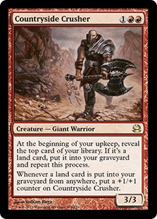 Countryside Crusher (Foil)