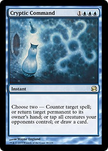 Cryptic Command (Foil)
