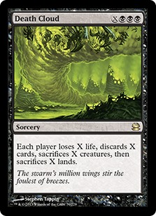 Death Cloud (Foil)