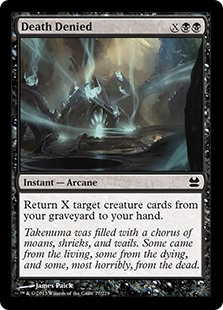 Death Denied (Foil)