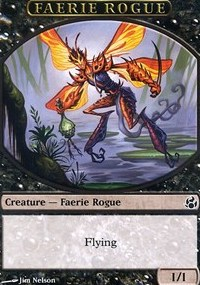 Faerie Rogue Token - Morningtide