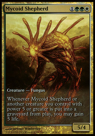 Mycoid Shepherd - Game Day Promo