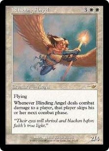 Blinding Angel (Foil)